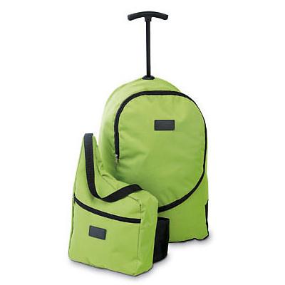 Школьные рюкзаки на колесах - новое течение моды или.